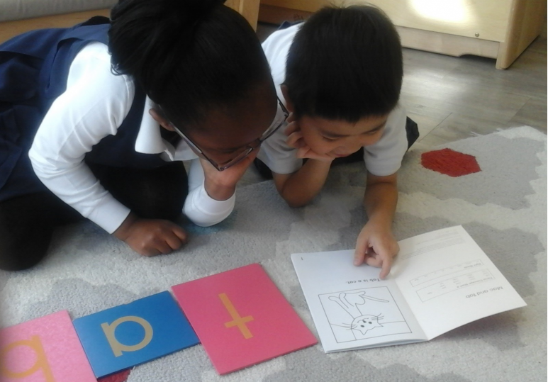 The Benefits of Mixed Age Groups in Montessori Classrooms