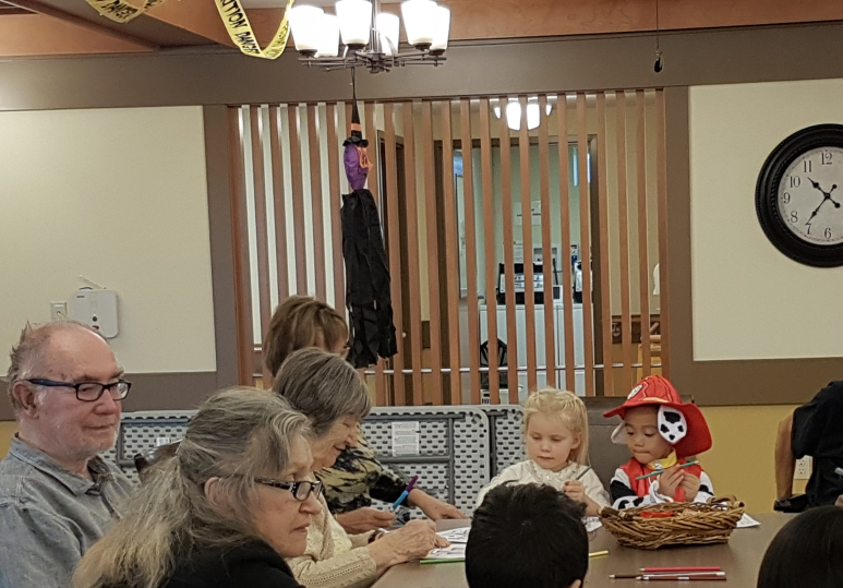 The Benefits of Intergenerational Learning in the Montessori Classroom